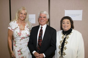 Sabrina, Congressman Jerry Lewis and Ann Mistal